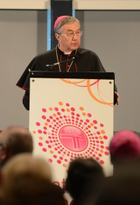 Archbishop Bruguès OP
